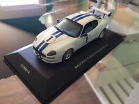 1/43 Maserati Trofeo Presentación