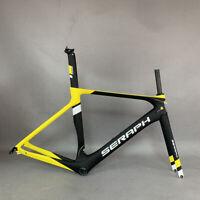 Seraph Superlight Toray Carbon Fiber Road Racing Bike Bicycle Frame