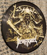 "Death Angel 7"" Picture Disc Sonic Beatdown/Buried Alive Thrash Metal Slayer"