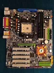 Gigabyte GA-K8NNXP Socket 754 nForce3 150 - Recap - 1.5 Go DDR 3200 - New fan