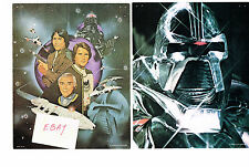 Battlestar Galactica 1978 Richard Hatch Original Sci-Fi Movie Photo Lot Cylon