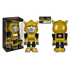 Transformers Bumble Bee Metallic Vinyl Hikari Sofubi Figure -2000 Worldwide