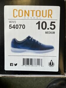 Footjoy Contour Casual Size 10.5M Style 54070- New In Box
