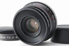 [AS-IS] Cosina Voightlander Color Skopar 35mm F2.5 C Type Leica Screw Japan #13