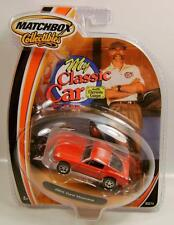 1965 '65 FORD MUSTANG RED MY CLASSIC CAR MATCHBOX COLLECTIBLES DIECAST RARE