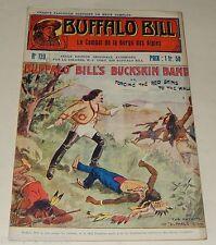 Fascicule BUFFALO BILL N°139 : Le COMBAT de la GORGE des AIGLES Colonel CODY