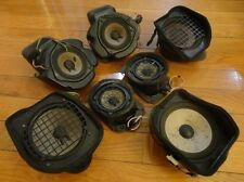 Mercedes C-Class w202 Bose 7-Piece Car Sound System Speakers c36 c280 c220 c240