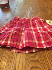 Skort For Toddler Girl, Size 2t, Oshkosh Brand