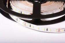 24v SMD3014 5m 60w 600 LED STRIP STRISCIA BIANCO NEUTRO NATURALE 4500k B5D3