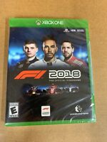 F1 2018 - Formula One 2018 XBox One - Brand NEW Factory Sealed U.S. Release
