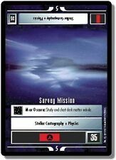 Star Trek CCG Premiere BB Limited Survey Mission