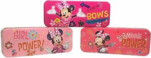 Set of 3 Pencil Cases for School and Organizing. Great for Any Minnie Mouse Fans