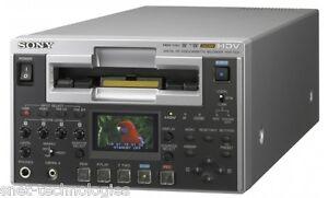 Sony HVR-1500 Deck MiniDV DV DvCAM HDV SDI PLAYER RECORDER