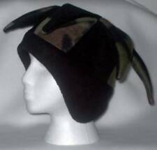 NEW fleece jester snowboard hat- camo and black