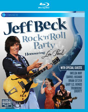 Jeff Beck: Rock 'N' Roll Party - Honouring Les Paul Blu-Ray (2018) Jeff Beck