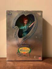 NEW. 1997 Disney Little Mermaid Barbie Aqua Fantasy Ariel Film Premiere Edition