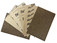Gasket Material Selection Pack 1 for creating replacement paper and cork parts.