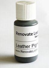 De piel Gloss Pigmento Pintura plateadas 15ml Reparación/toque para arriba,