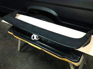 Ford Escort MK4 XR3i boot spoiler