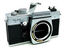 Praktica PLC 3 35mm SLR film Camera body with M42 lens mount TESTED