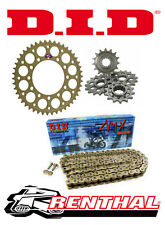 Renthal / DID 520 Race Chain & Sprocket Kit to fit Honda CBR 1000 RR Fireblade
