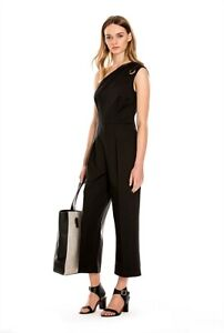 Country Road One Shoulder Jumpsuit 10