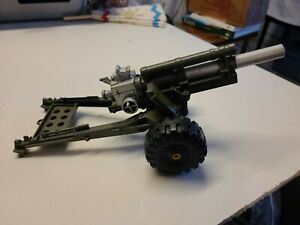 1950's Marx Plastic Field Artillery Cannon