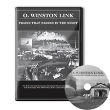 Trains That Passed In The Night - O. Winston Link Documentary