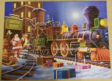 """WINTER WONDERLAND"" Bits And Pieces 300 Large Piece Puzzle 18""×24"" Complete"