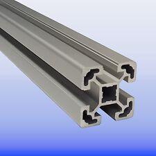Alu - Profil 40 x 40 Nut 10 - Bosch - Raster - Aluminiumprofil - eloxiert
