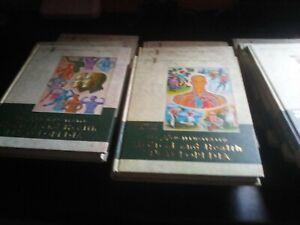 set of14 medical encyclopedias used