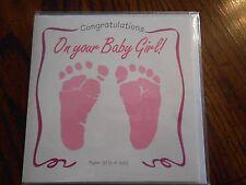 Twin Sisters Instrumental Lullabies, 2003 CD, Baby Girl Gift, Bible verse
