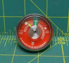 "1-1/2"" Recharge Overcharged Gauge"