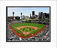 """Pittsburgh Pirates PNC Park MLB Photo (Size: 11"""" x 14"""") Matted"""