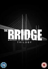 The Bridge Trilogy Complete Series Collection 1-3 DVD BoxSet Season 1 2 3l UK R2
