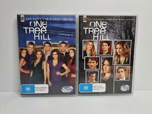 One Tree Hill Season 8 And 9 The Final Season.. Region 4 - 8 Disc