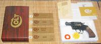 Colt Detective Special Diamondback Agent Cobra Box & Paperwork