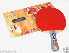 DHS 3-Star 3002 Ping Pong Table Tennis Racket Paddle Bat Long Handle New