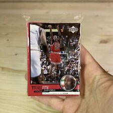 1999 Upper Deck Michael Jordan Tribute 30 Card Set   New Sealed