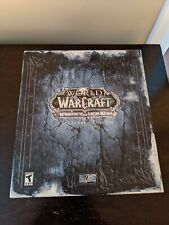 World of Warcraft Wrath of the Lich King Collectors Edition + TCG