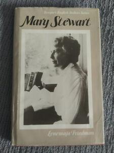 Mary Stewart - Lenemaja Friedman - Twayne's English Authors Series