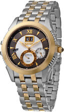 NEW Seiko Men's Le Grand Sport Kinetic Perpetual Watch SNP028 Stainless-Steel