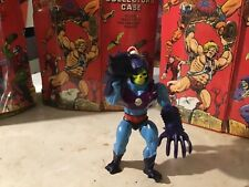 1985 TERROR CLAWS Skeletor Mattel 100% Complete He-Man Masters of the Universe