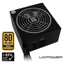 LC-Power - Netzteil LC6650GP4 V2.4 - 650 Watt - 80Plus GOLD 230V EU - Modular