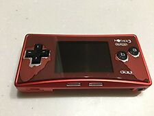 Used Game Boy Micro System Mother 3 Deluxe Box Limited Edition Nintendo F/S