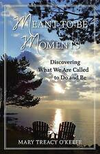 Meant-to-Be Moments: Discovering What We Are Called to Do and Be-ExLibrary