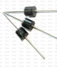 10PCS 10A10 R-6 10A 1000 Volts Silicon Rectifiers 1KV Diodes C