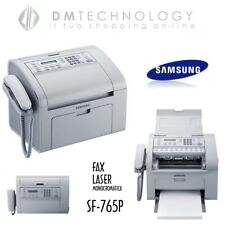 Samsung Sf-765p/see Laser Fax 33 kbps cassetto 150