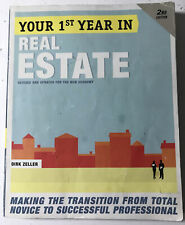 Your First Year in Real Estate, 2nd Ed : Making the Transition from Total Novice
