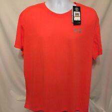 Under Armour Streaker Tee Mens 3XL Run Short Sleeve Running Shirt NWT $35